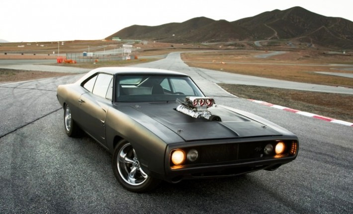 Fast Five - Toretto's 1970 Dodge Charger - Cars