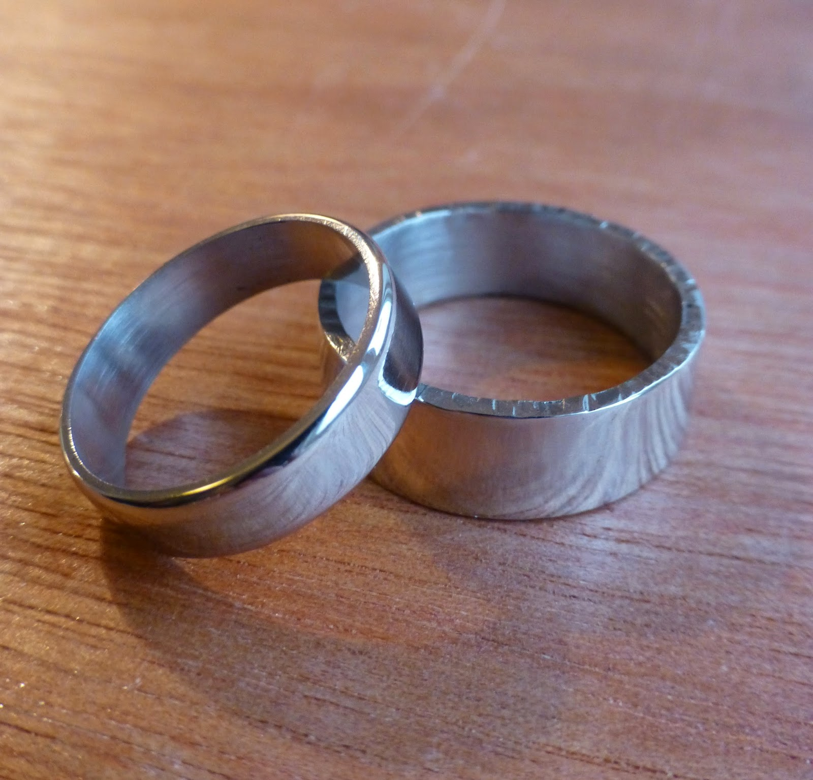 Make Your Own Wedding Ring Sussex