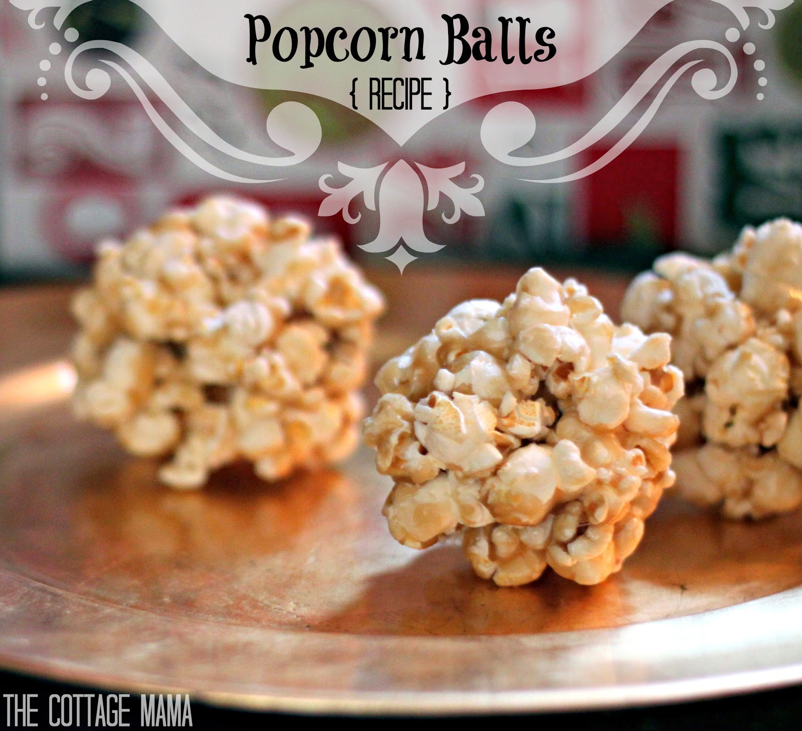 how to sell homemade popcorn