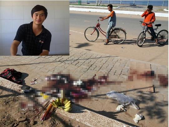khmer student kikilu in school