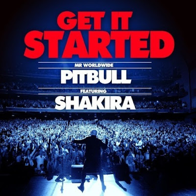 Photo Pitbull - Get It Started (feat. Shakira) Picture & Image