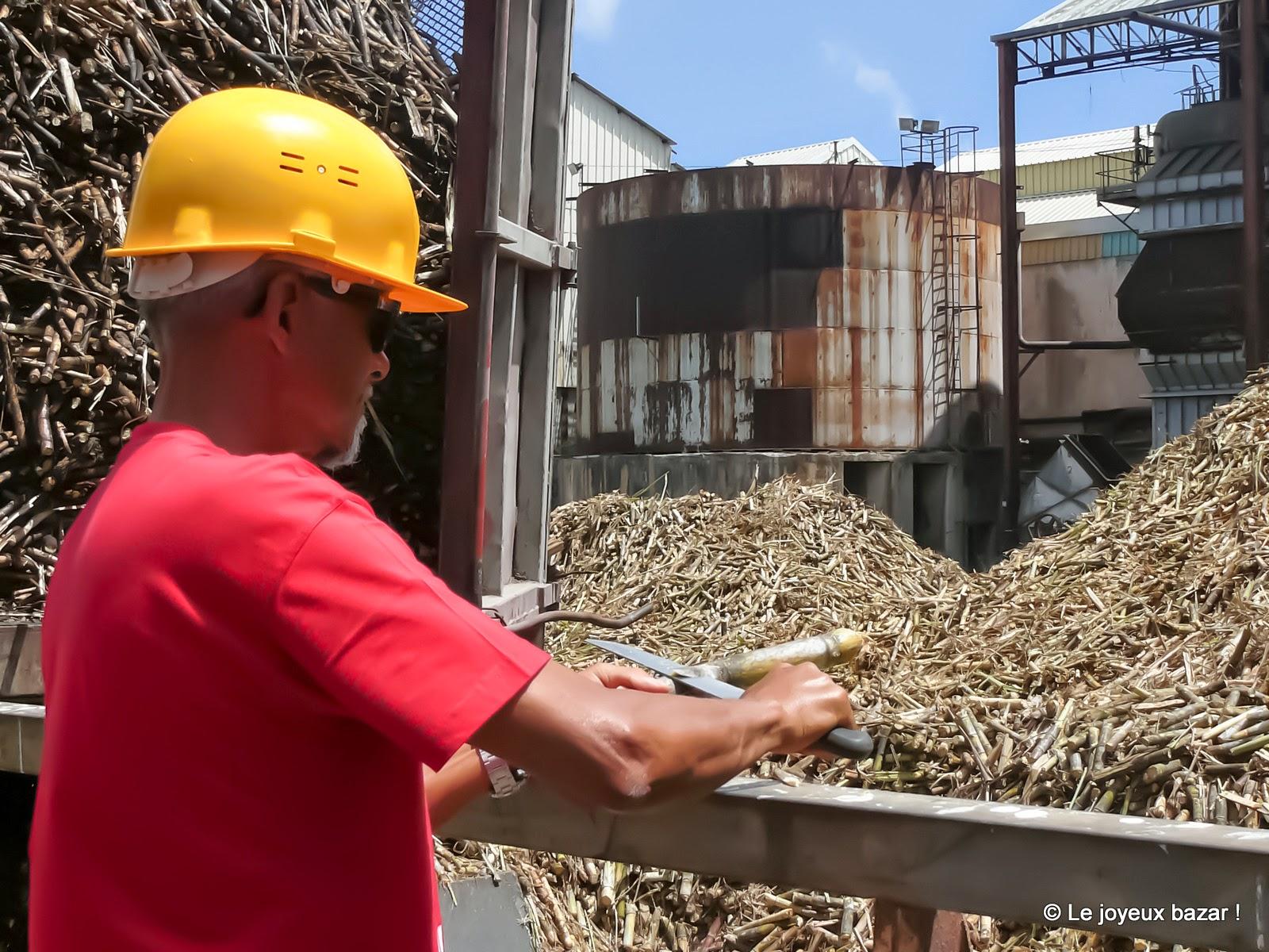 Guadeloupe - sucrerie Gardel
