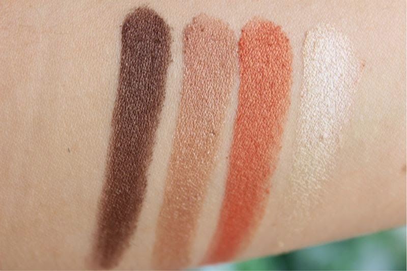 Maybelline Big Eyes Light Catching Palette in Luminous Brown