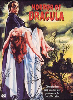 Horror of Dracula poster