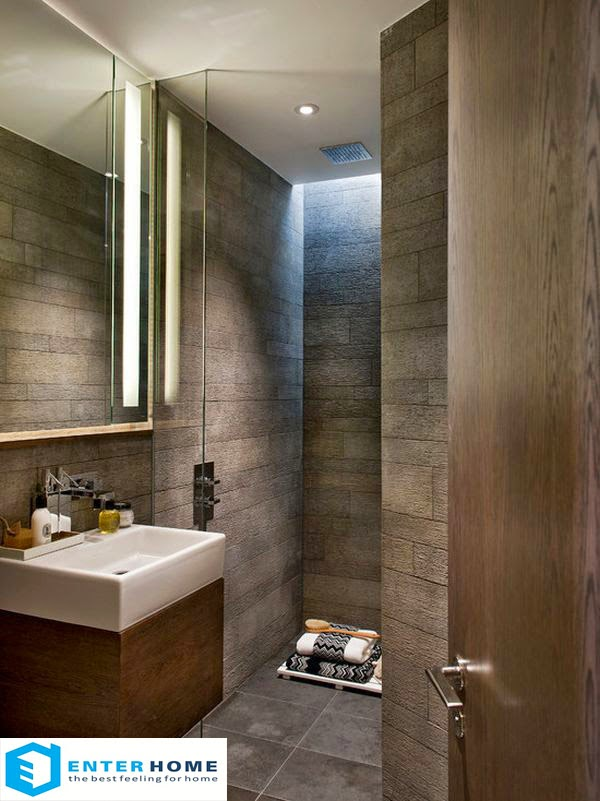 thiết kế nội thất phòng tắm nhà vệ sinh 7