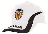 Gorra escudo Valencia C.F.
