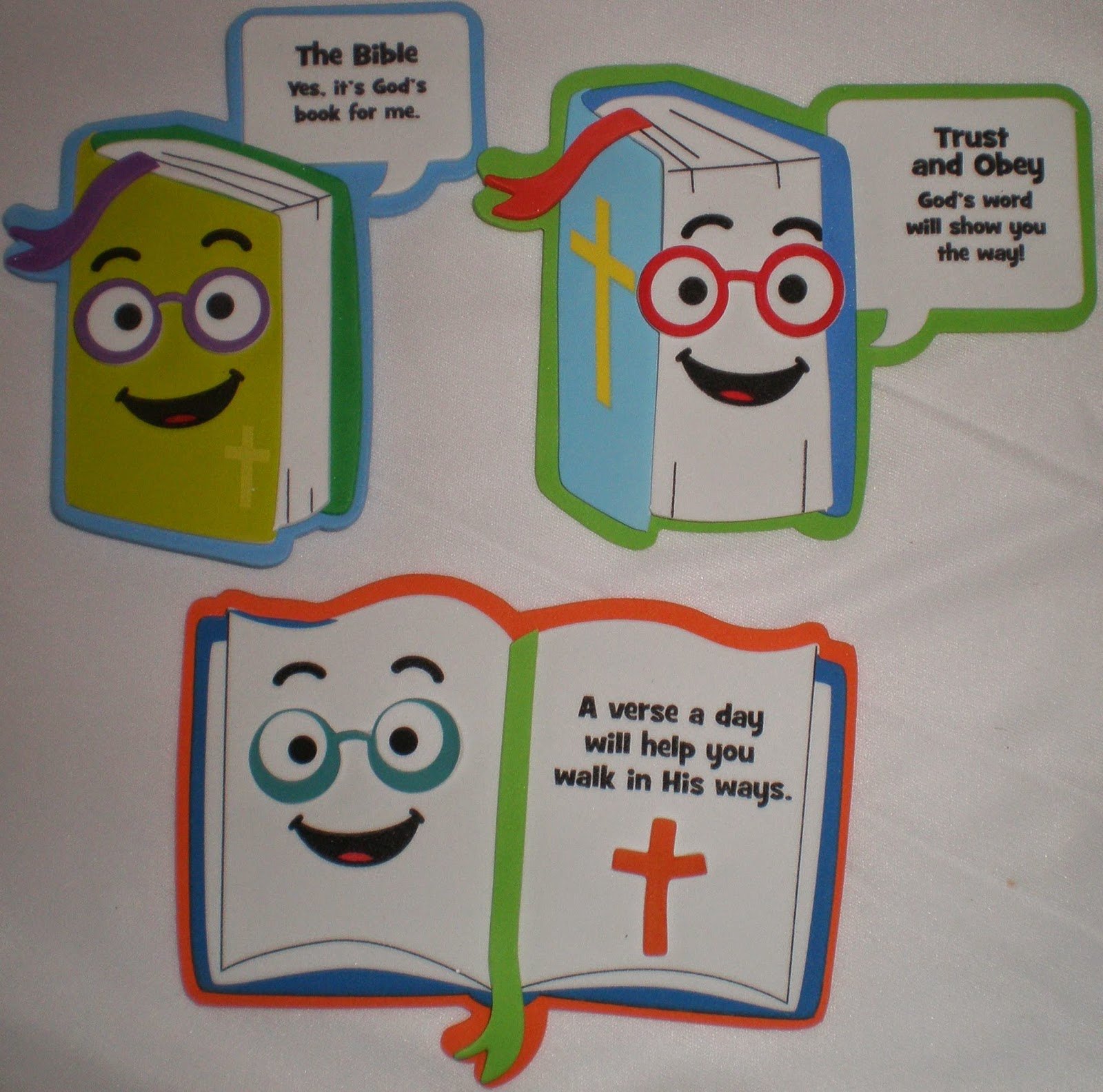 petersham bible book u0026 tract depot bible foam magnet craft kit