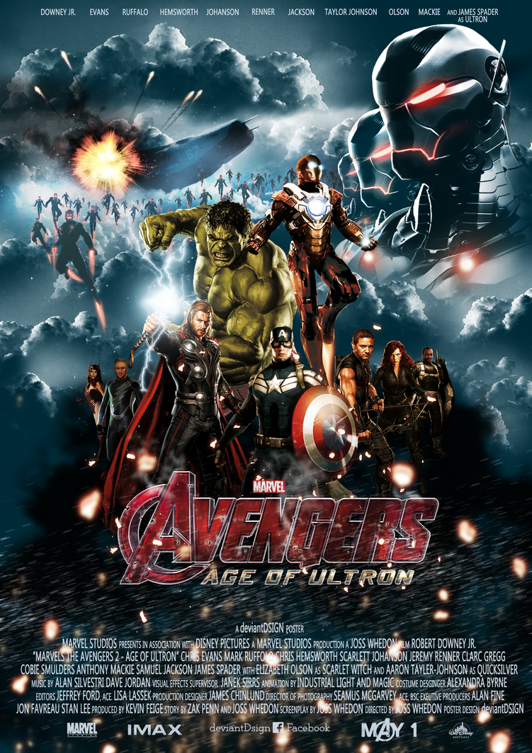 Avengers Age of Ultron [2015][720p/Latino][Mega]