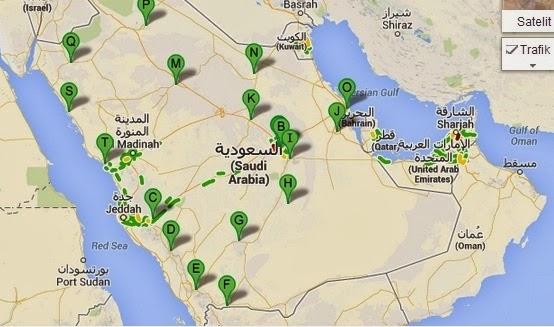 Town of KSA