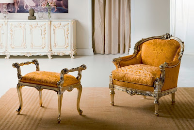 Muebles estilo clásico
