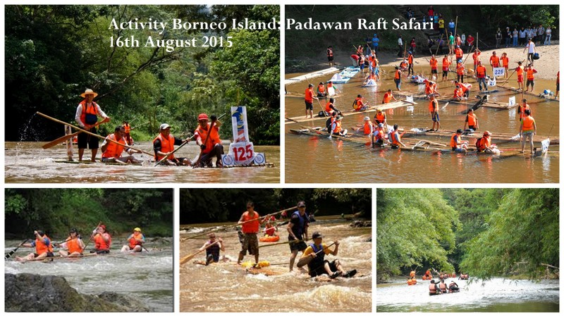 Padawan Raft Safari 16th August 2015