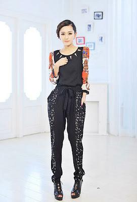 model celana panjang