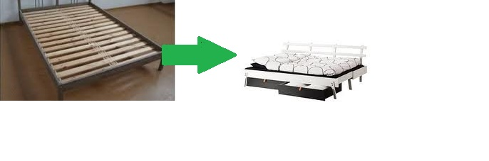 Practical Delights Basic Ikea Bed To Pull Out Rykene
