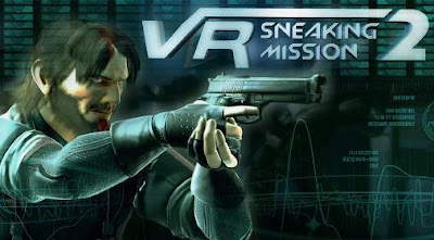 Download VR Sneaking Mission 2 Apk + Data