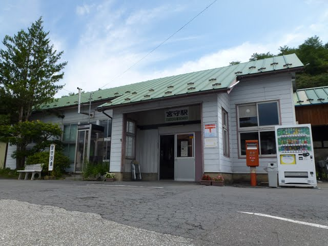 JR東日本 宮守駅