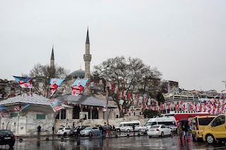 Mihrimah Sultan Mosque, Üsküdar