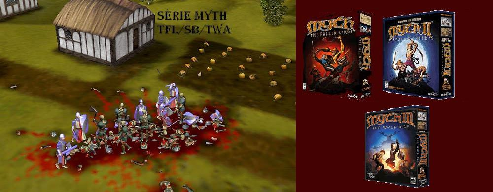 Série Myth TFL / SB / TWA
