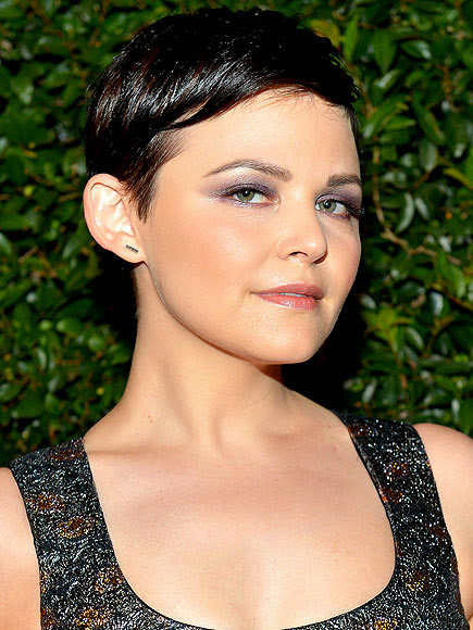 GINNIFER GOODWIN lilac make-up and here's how to get the look