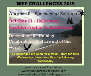 JOIN WITH US FOR 3 CHALLENGES!