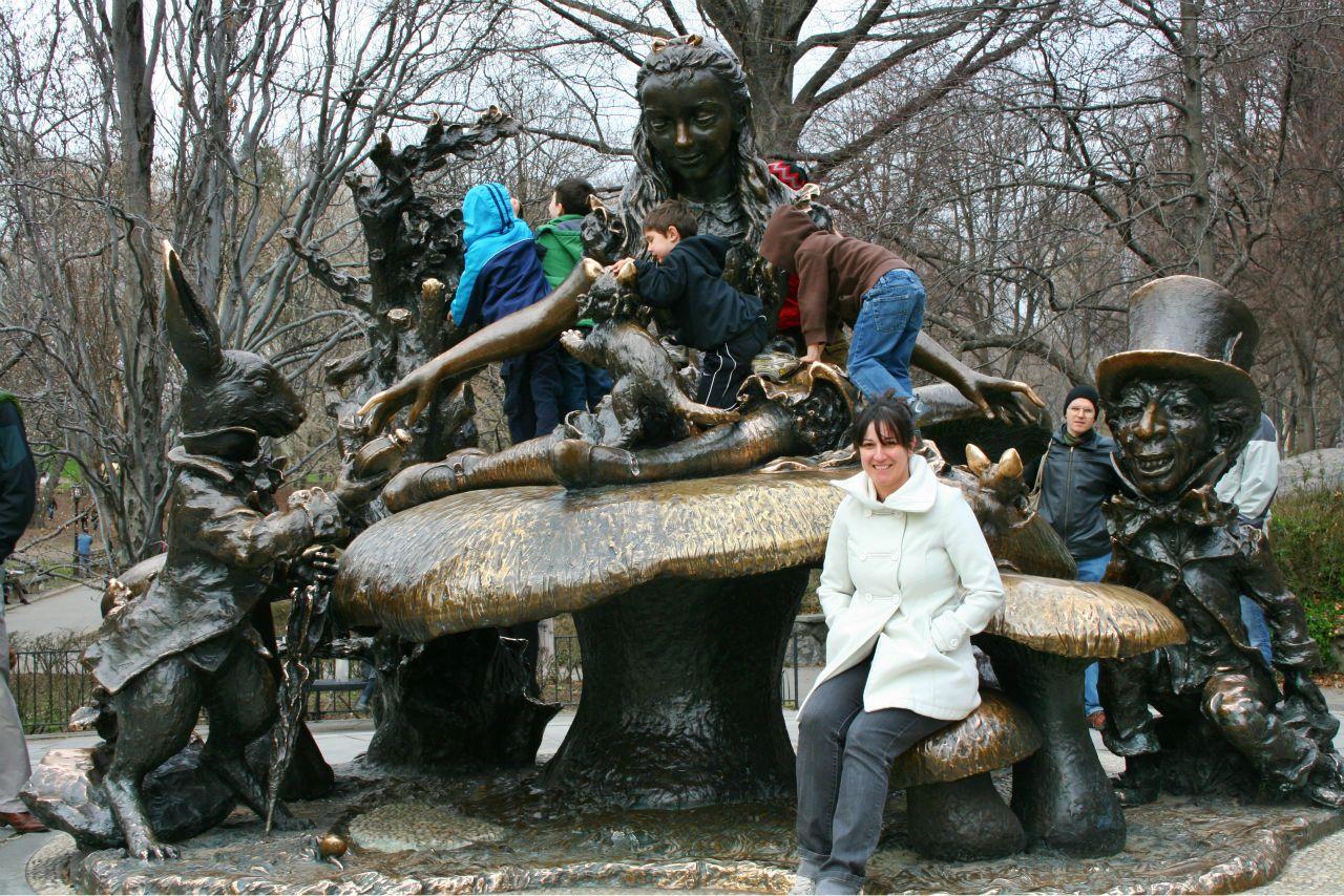 Viaje a Nueva York: Central Park, wonderland