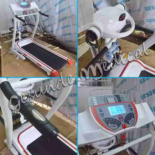 grosir alat treadmill 4 in 1