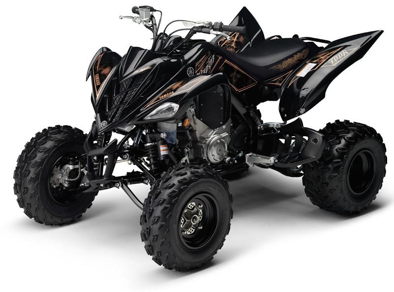 2012 Yamaha Raptor 700R SE