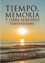 CUBIERTA DEL LIBRO: TIEMPO, MEMORIA Y LIBRE ALBEDRÍO