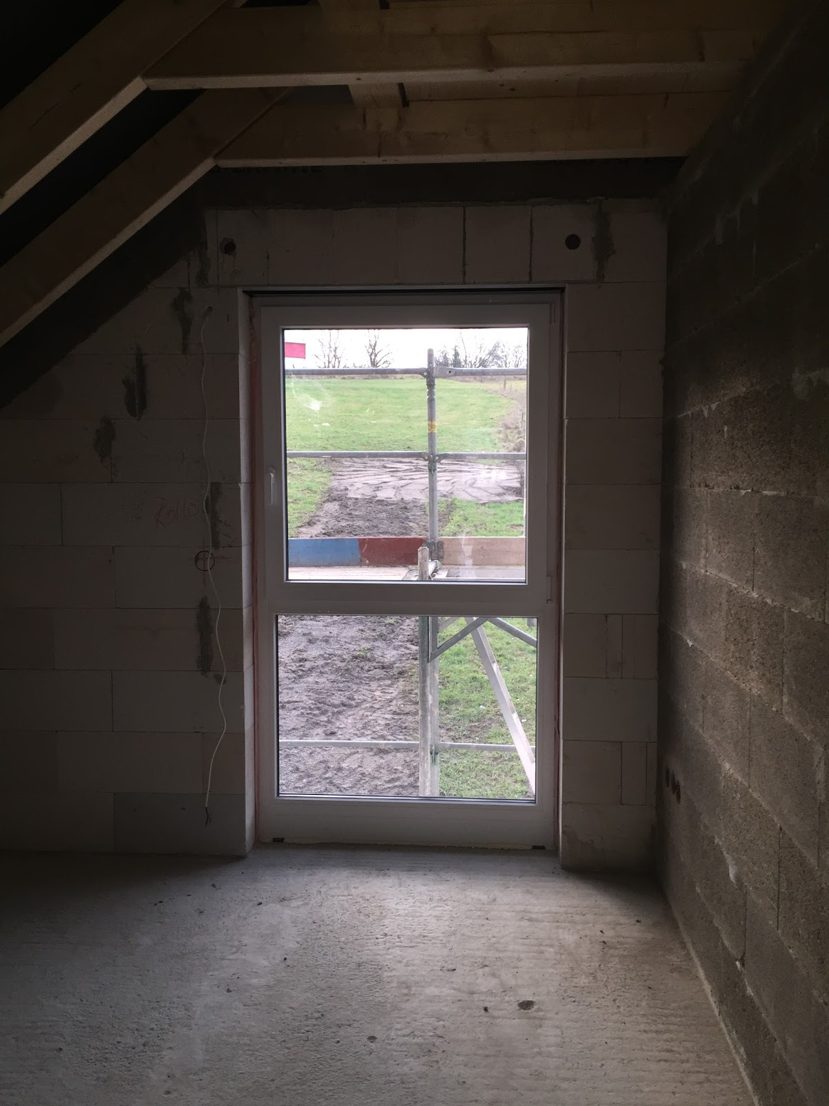 Fenster außenansicht haus  Katha & Julia bauen ein Haus :): Fenster - DG -