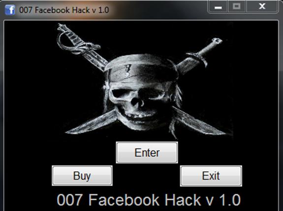 comment marche 007 facebook hack v1.0