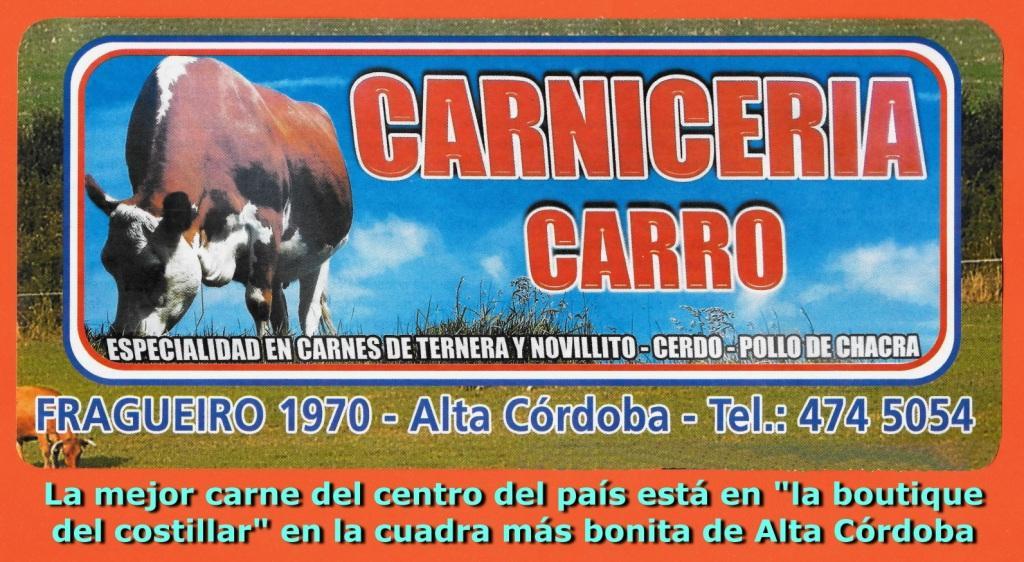 CARNICERÍA CARRO