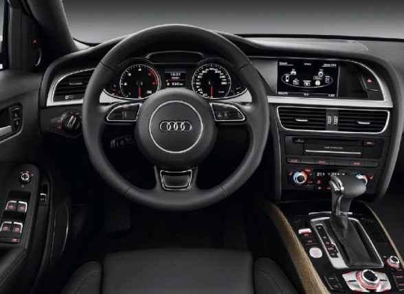 New Car Review 2013 Audi A4 2 0t Quattro Tiptronic