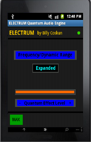 Electrum app for Android