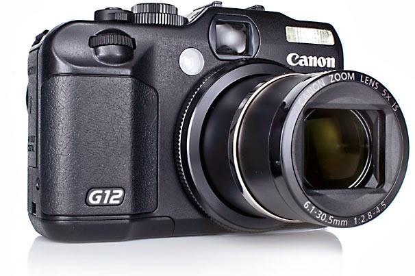 Foto Canon PowerShot G12 Harga Kamera Terbaru