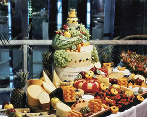 Foods For Weddings French Wedding Food