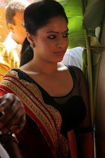 Actress Nikesha Patel  Pictures at Karaiyoram Movie Launch  26