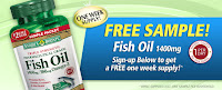 Free Natures Bounty Fish Oil