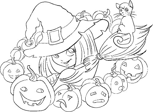 Banco de Imagenes y fotos gratis: Dibujos de Halloween ...