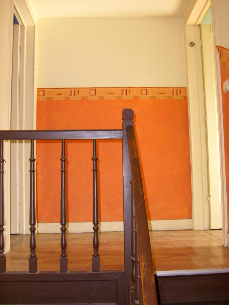 D coration et architecture d 39 int rieur cage d 39 escaliers for Idee couleur cage escalier