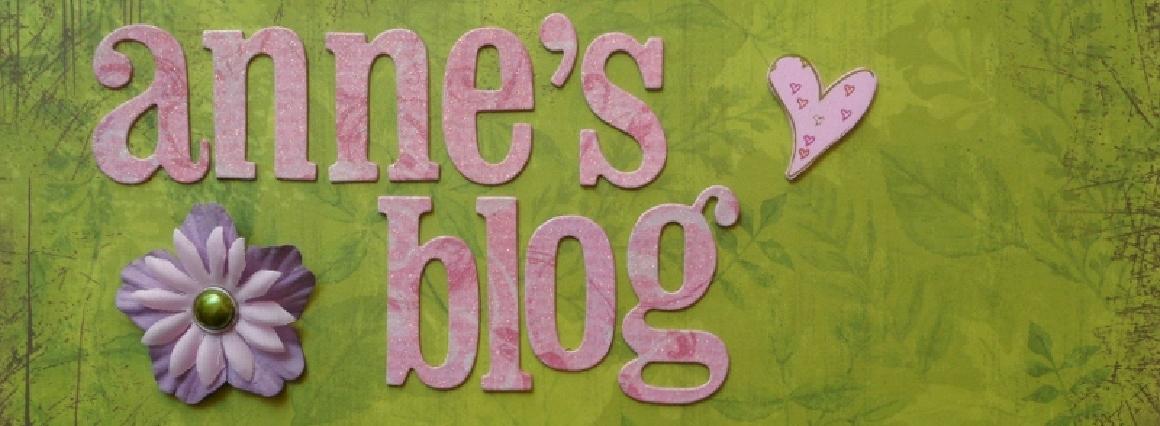 Annes blog