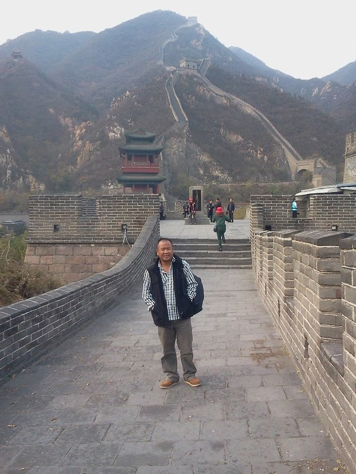 Photo Journal: Inside Great Wall of China, Beijing, Balading Section