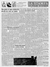 LA STAMPA 7 OTTOBRE 1940