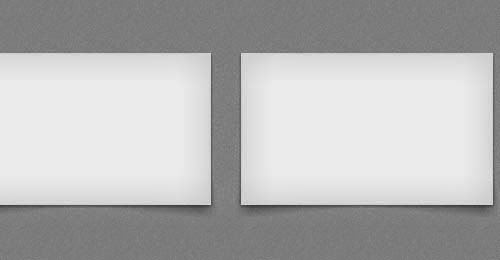 CSS3 box-shadow with page curl effect - CSS Snippet