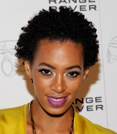Fashion Review Short Haircut for Black Women 2012