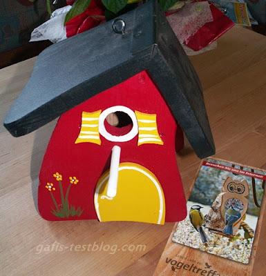 Vogelvilla Hobbit