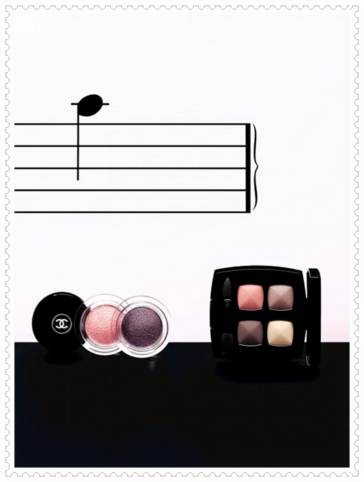 Chanel Make-Up Kollektion 2014