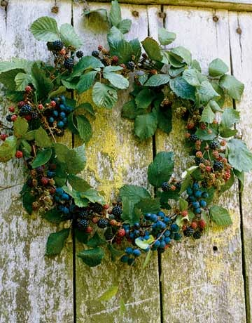 top 8 organic DIY wreaths
