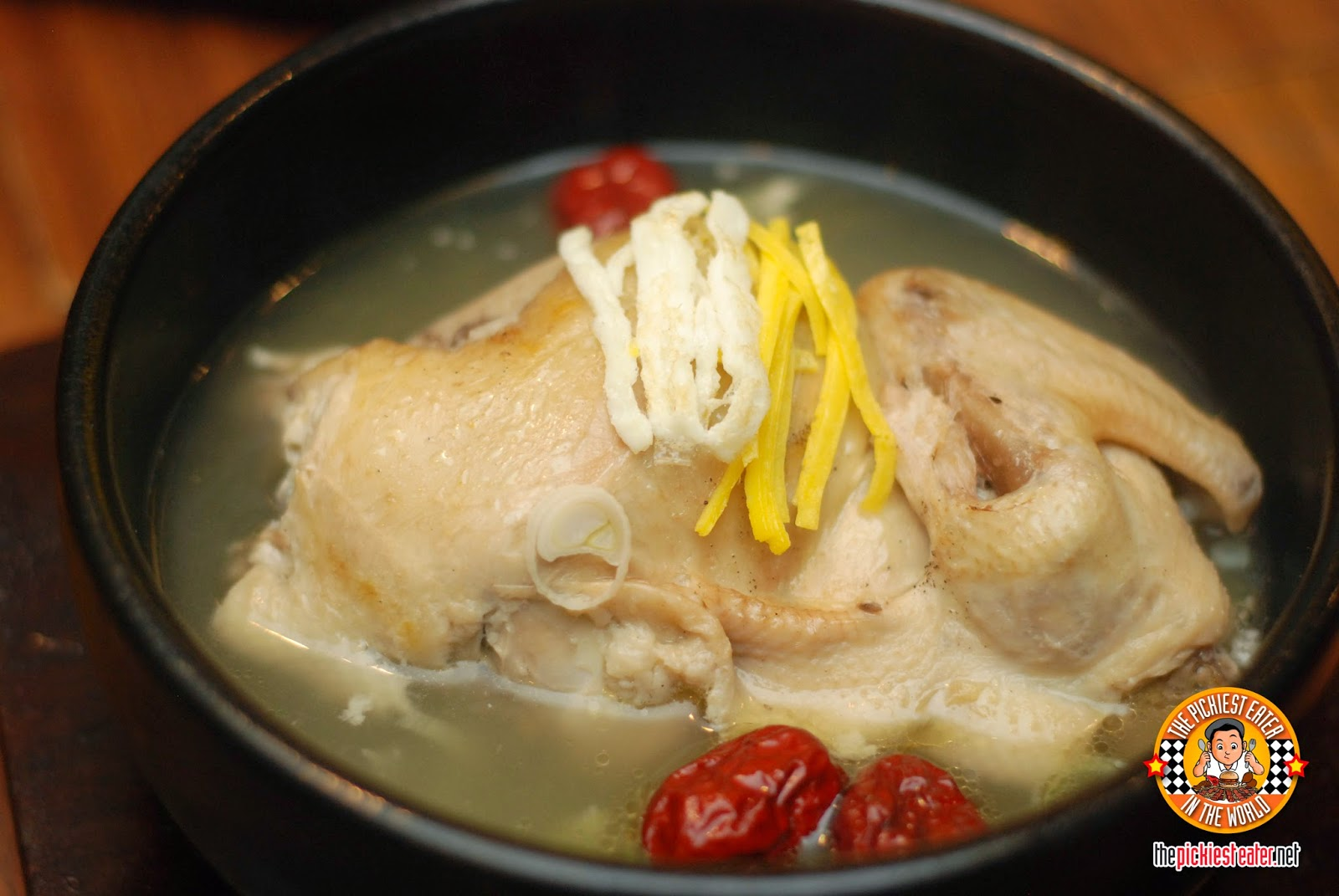 ginseng chicken soup