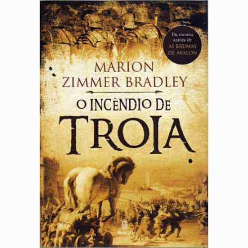 Sessão Leitura - O Incêndio de Troia