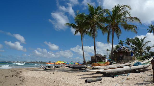Playa Itapua,Salvador Bahía