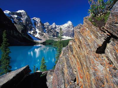 Canada Mountain Photos